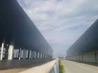 Faza 2 – postavljanje fasadnih panela